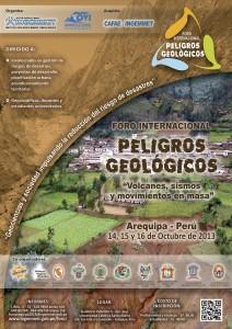 Afiche Foro Peligros Geológicos A-3 - web